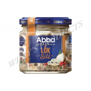 Abba Herring in Onion