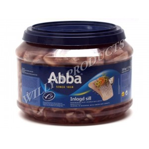 Abba Marinated Herring Tubs
