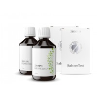 Zinzino BalanceOil Vegan Kit with Test