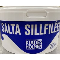 Kladesholmen - Salt Herring Fillets 2 Kg