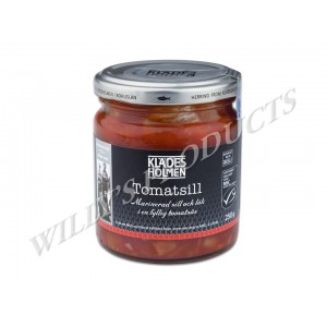 Kladesholmen - Herring in Tomato 8.5 oz