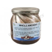 Kladesholmen Whole Anchovies