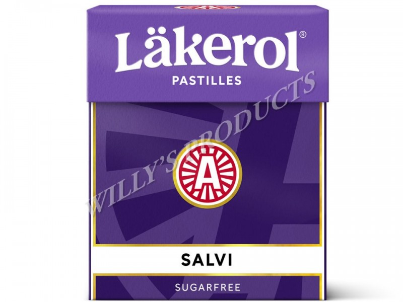 Läkerol Salvi Licorice