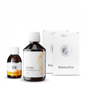 Zinzino Balance Oil with test