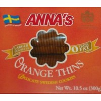 Anna's Orange Pepparkakor