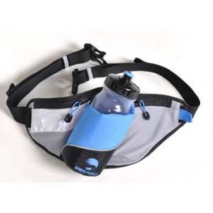 Waist Bag with Water Bottle
