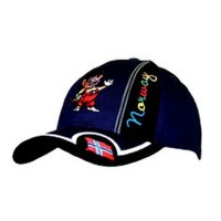 Child Troll Cap Blue