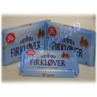 Freia Firklover Chocolate Bars 100g