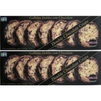 Gille Double Chocolate Crisps