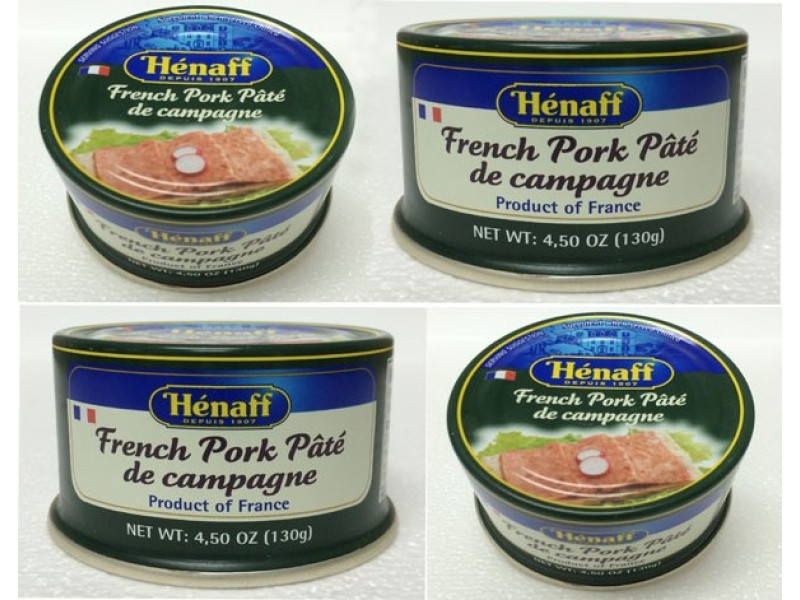 Henaff French Pork Pate