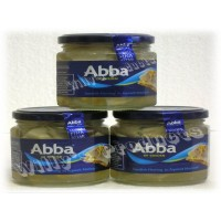 Abba Herring in Aquavit