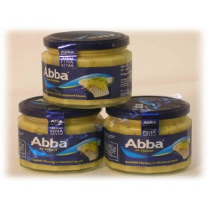 Abba Herring in Mustard