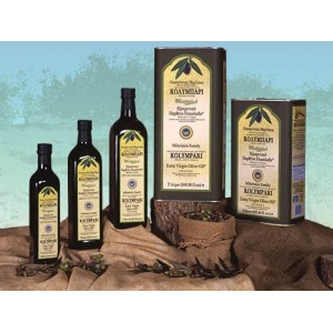 Greek Extra Virgin Olive Oil 1 Liter