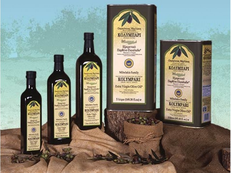 Greek Extra Virgin Olive Oil 250ml