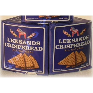 Leksands Crispbread Wedge