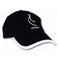 Navy Cap with Viking Ship