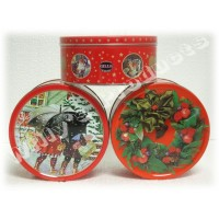 Gille - Ginger Snaps Snowball Tins