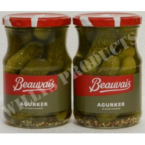 Beauvais Pickled Gherkins