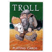Troll Playing Cards