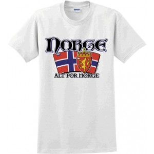 Norge T-Shirt Adults