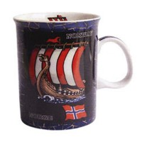 Viking Ship Mug