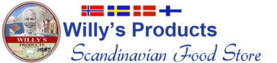 Willy's Products Scandinavian Food Store